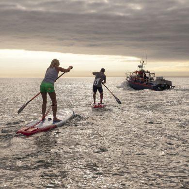 Segeln und Wassersport