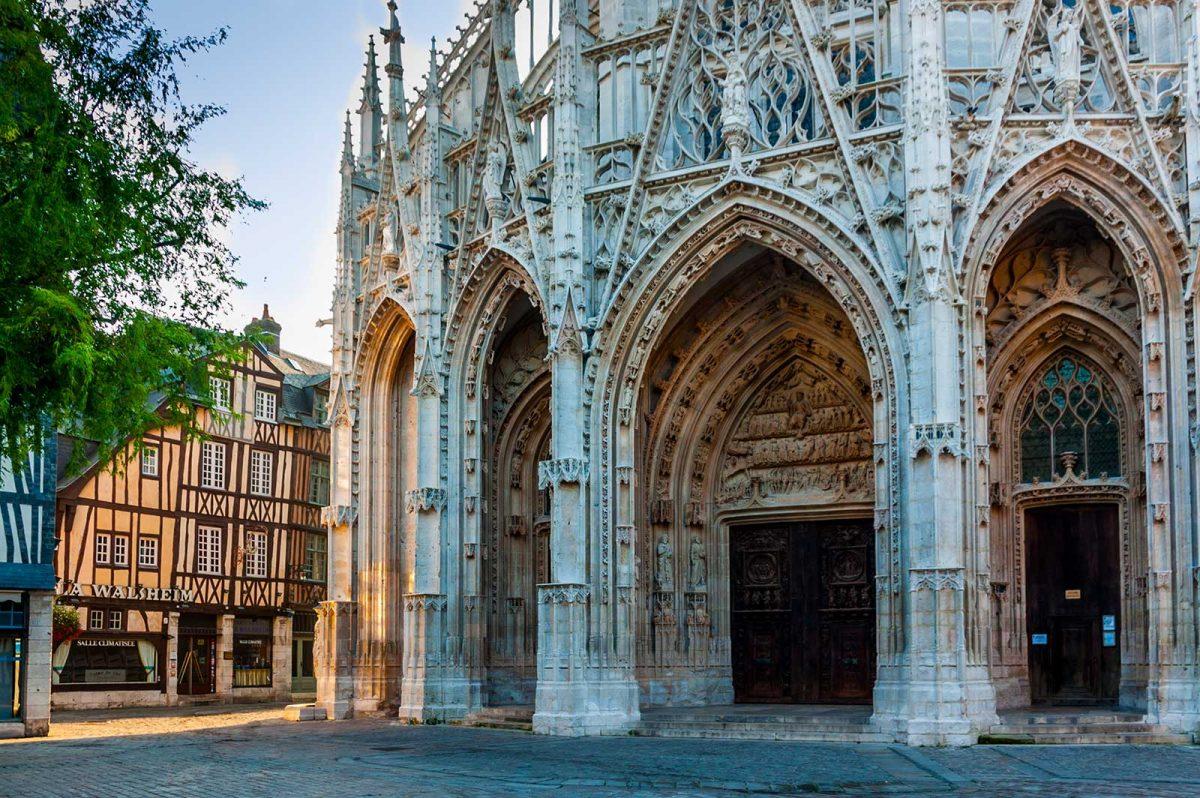 Kirche Saint-Maclou in Rouen