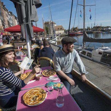 Restaurants in Honfleur