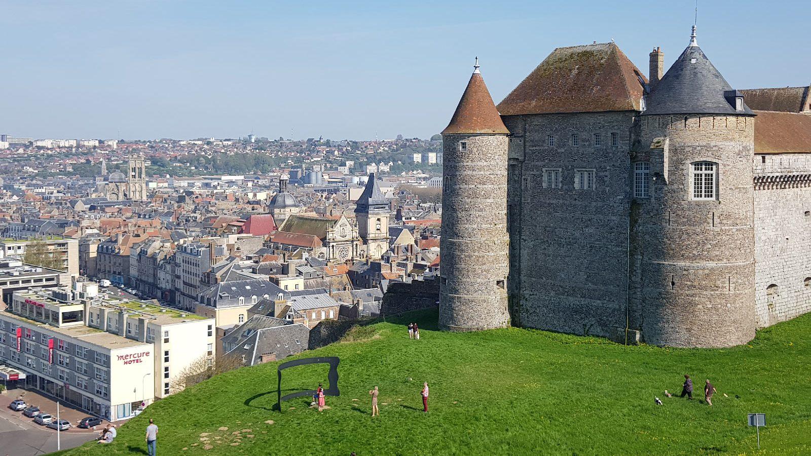 Sehenswurdigkeiten In Dieppe Normandie Urlaub Frankreich