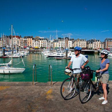 Unterkünfte für den Fahrradurlaub in der Normandie