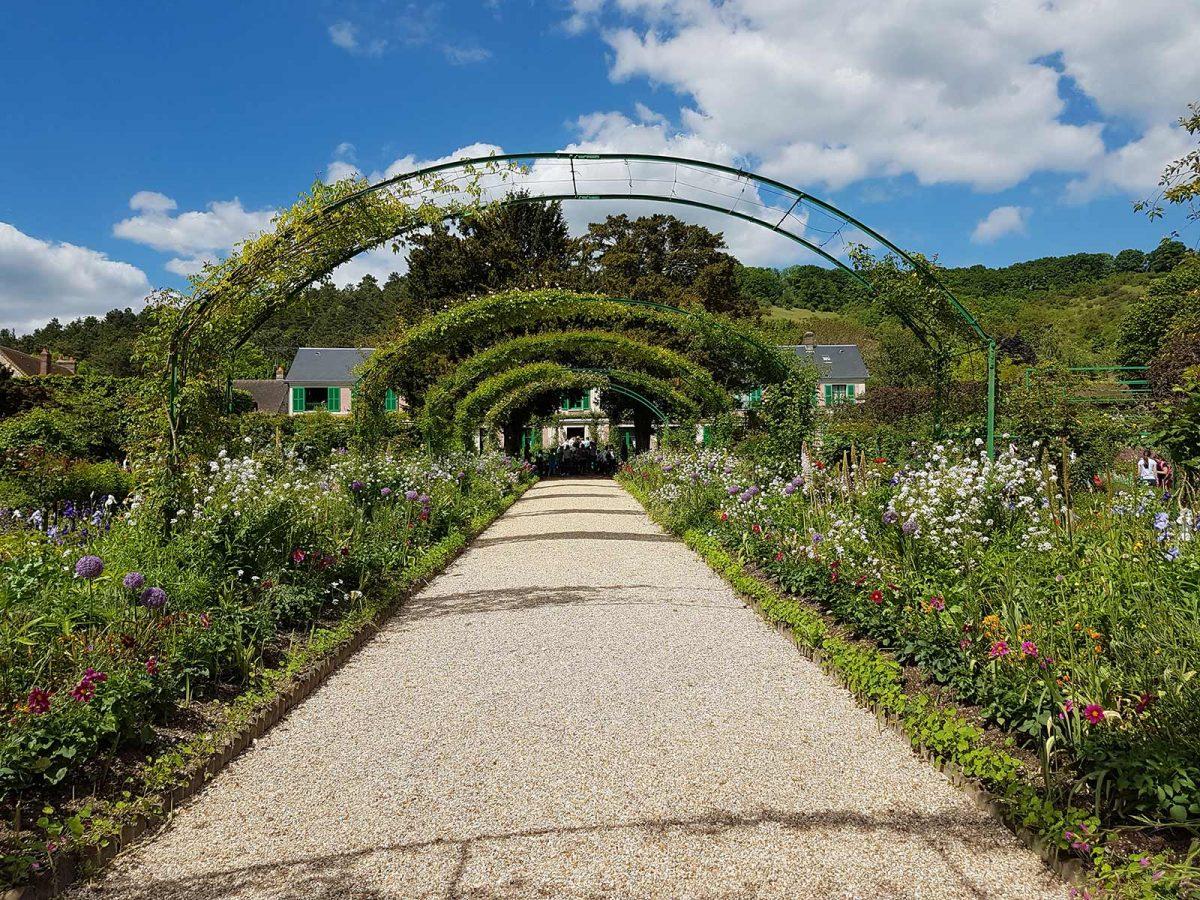Giverny jardin de Monet