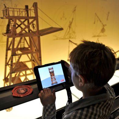 3D-Zeitreise ins Mittelalter mit Kindern