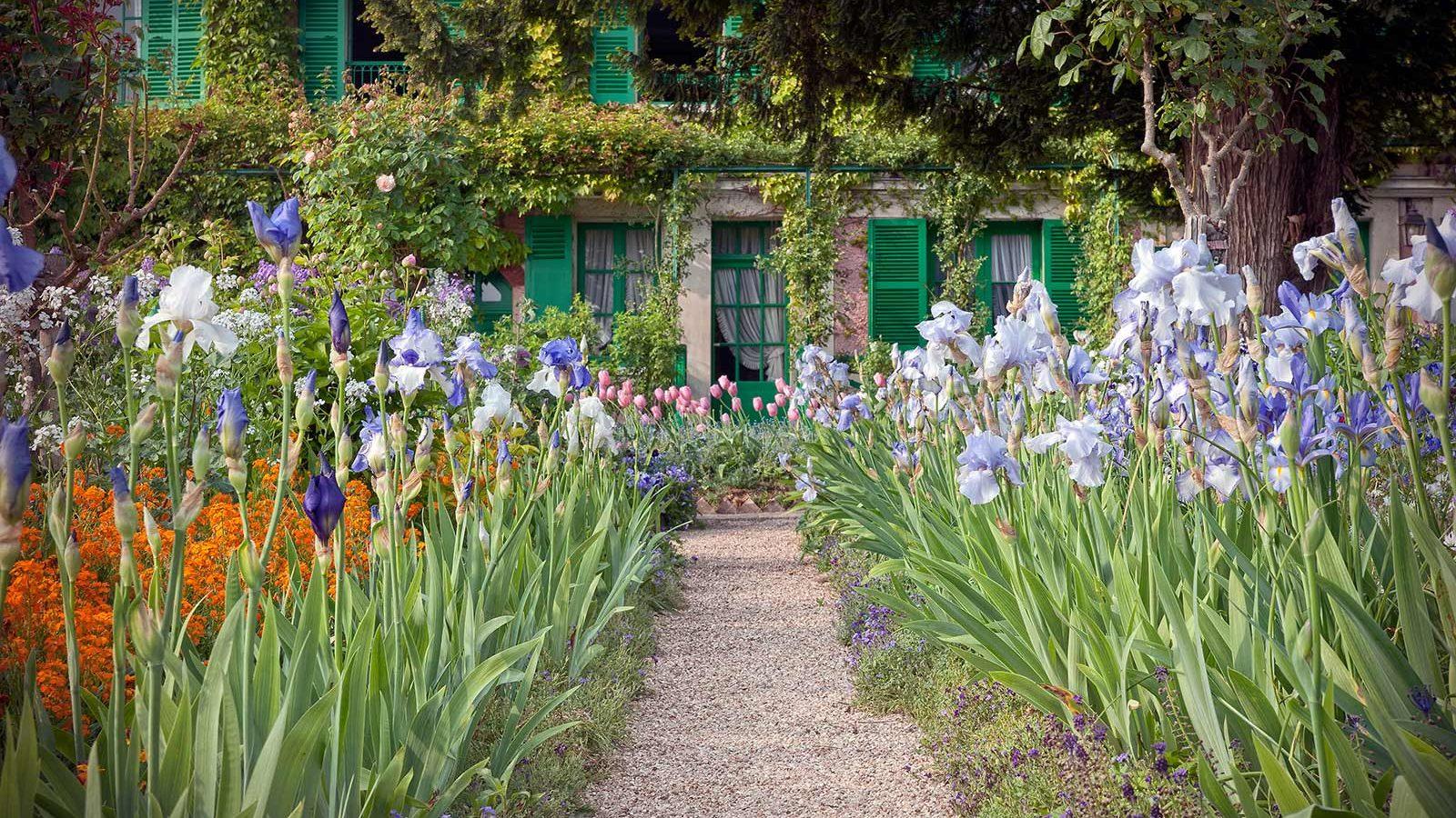 Giverny Haus und Garten von Monet   Normandie Urlaub, Frankreich