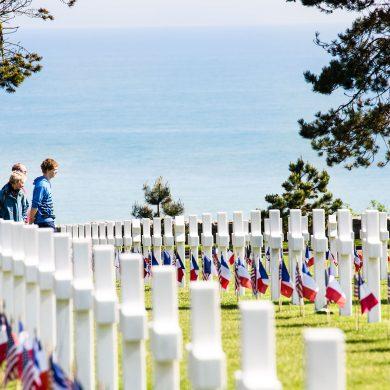 Ein Friedhof für die Freiheit