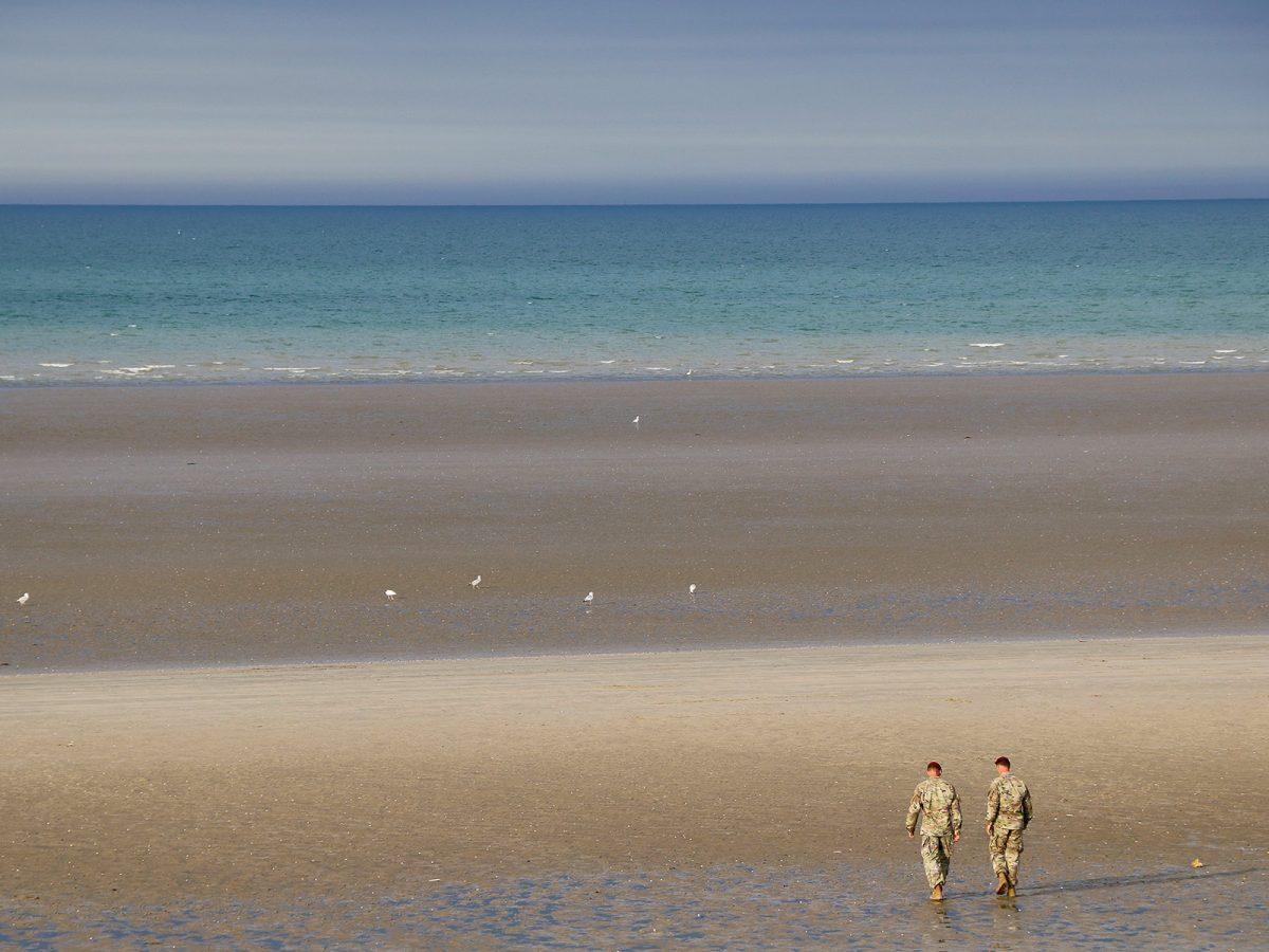 Utah Beach Plage du Débarquement - D-Day