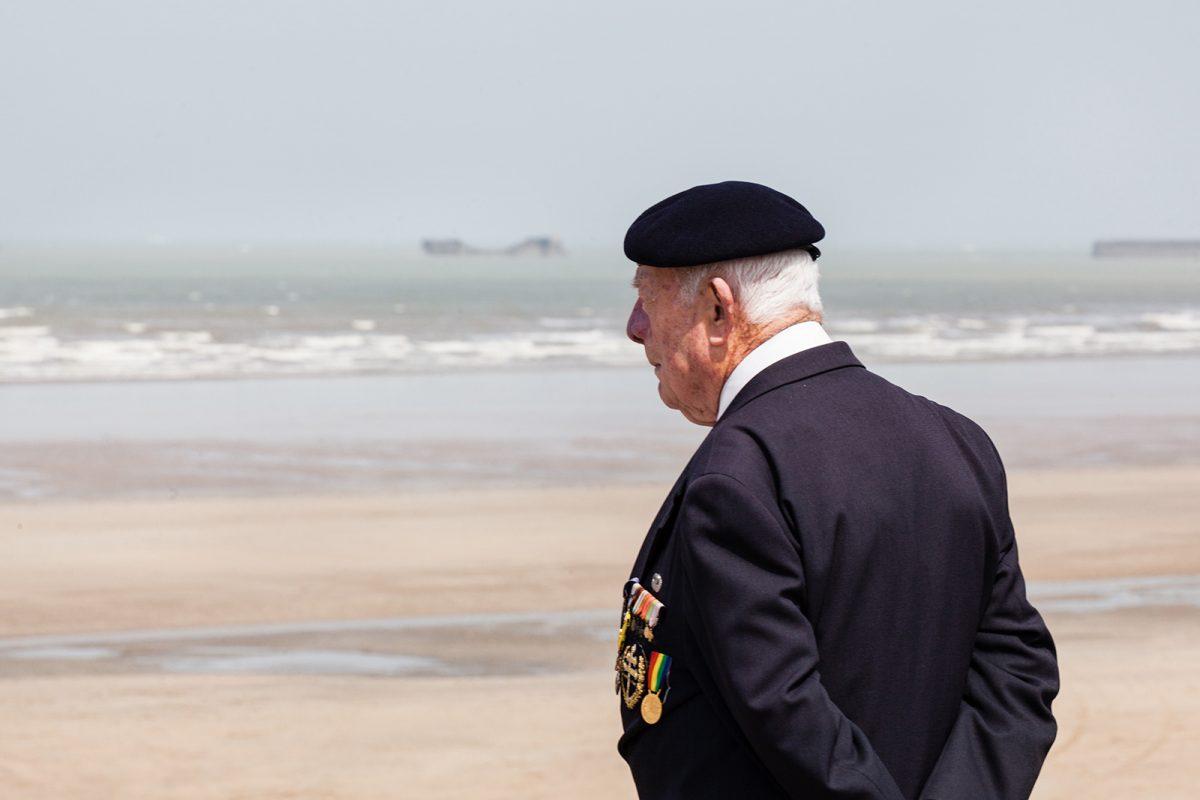 Commémorations du 69ème Anniversaire du Débarquement et de la Bataille de Normandie à Arromanches - D-Day