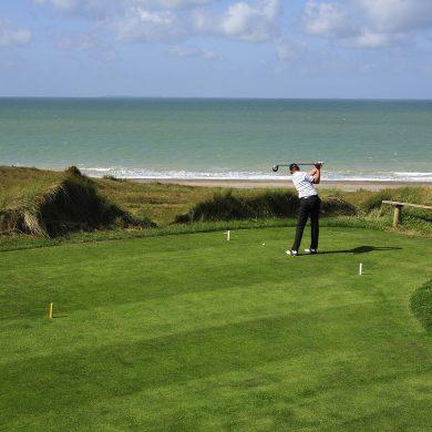 Die größten Golfturniere in der Normandie