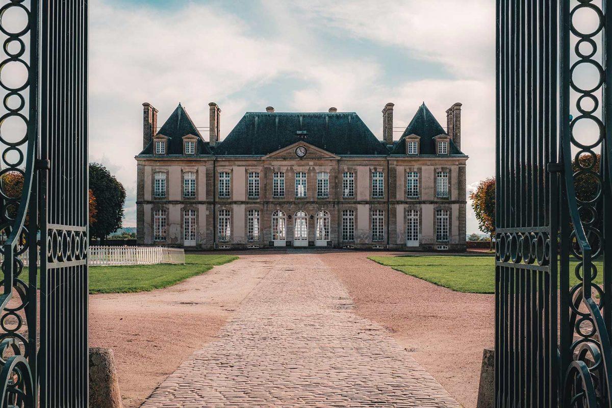 Das Nationalgestüt Haras du Pin wird auch das Versailles der Pferde genannt