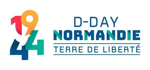 Logo D-Day Normandie, Terre de Liberté