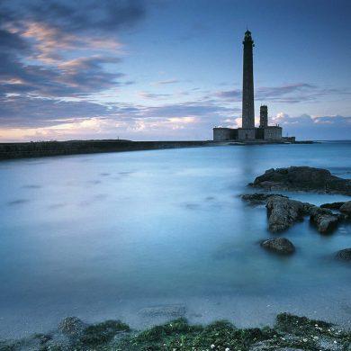 Die schönsten Leuchttürme der Normandie