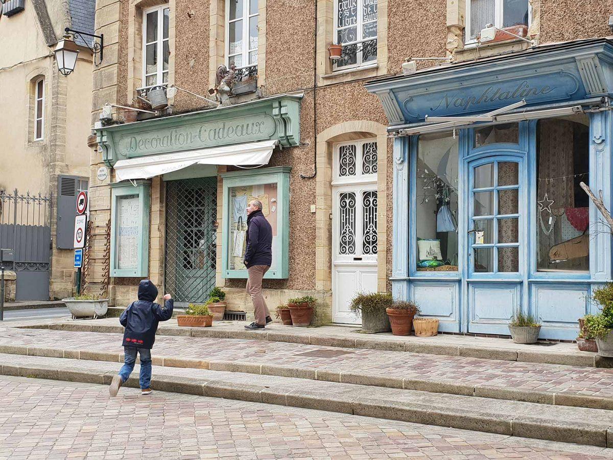 Rue de Bayeux