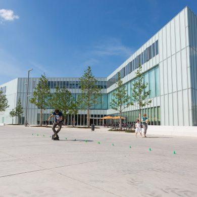 Moderne Architektur und Design in der Normandie