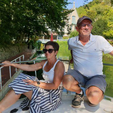Unsere Bootstour auf der Seine
