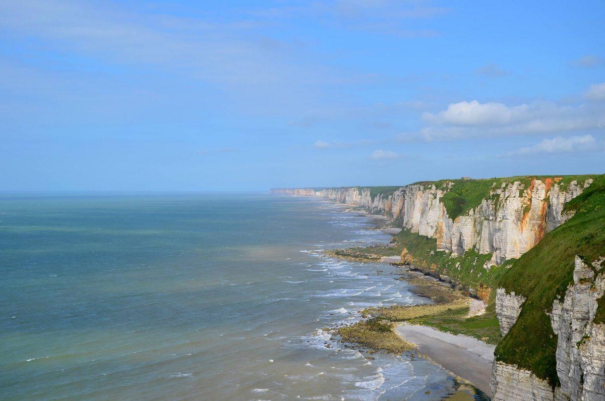 Panorama Alabasterküste