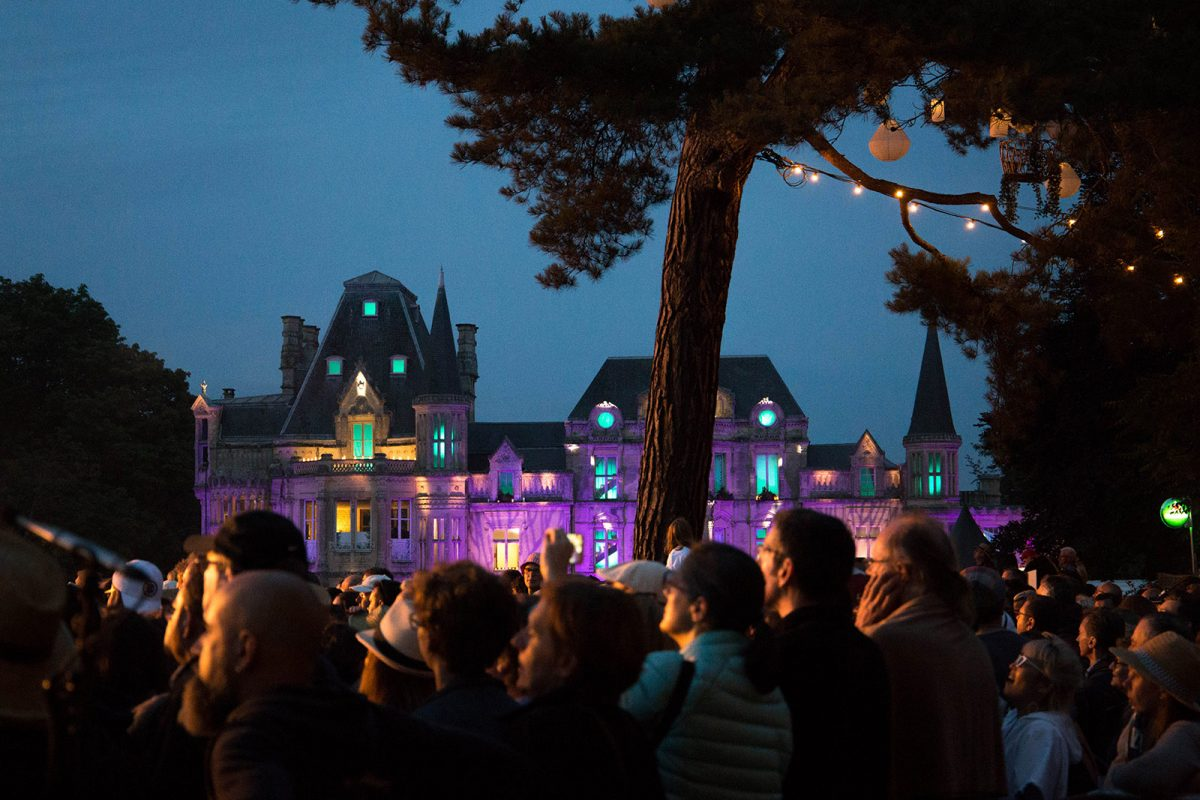 Musikfestival Beauregard in Hérouville-Saint-Clair