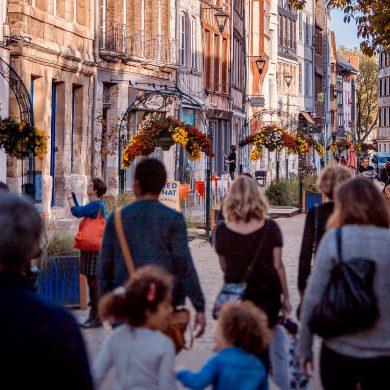 Die schönsten Shopping-Städte in der Normandie