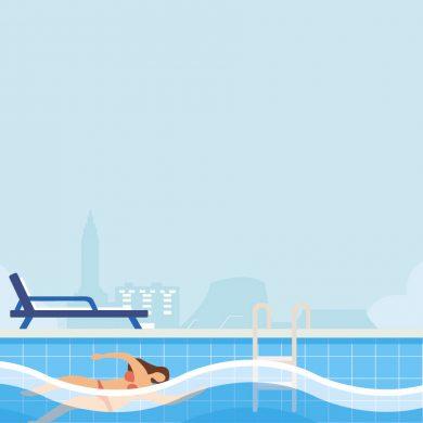 Freizeitspass für die ganze Familie: Die Schwimmbäder der Normandie