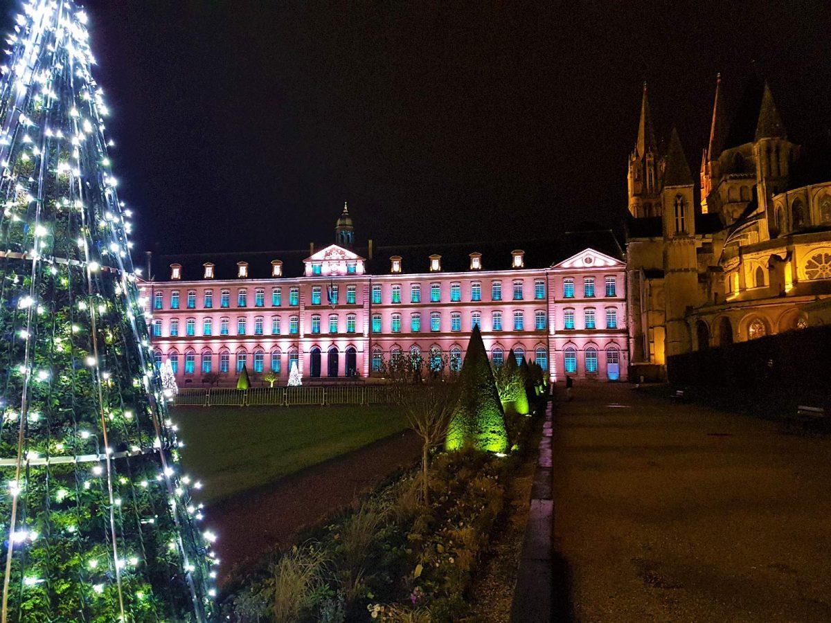 Weihnachten in Caen