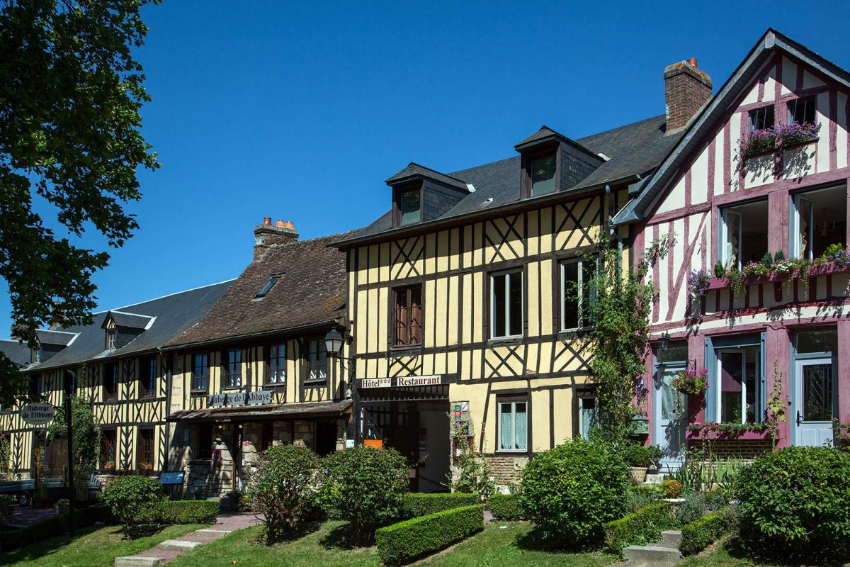 Auberge de l'Abbaye du Bec-Hellouin