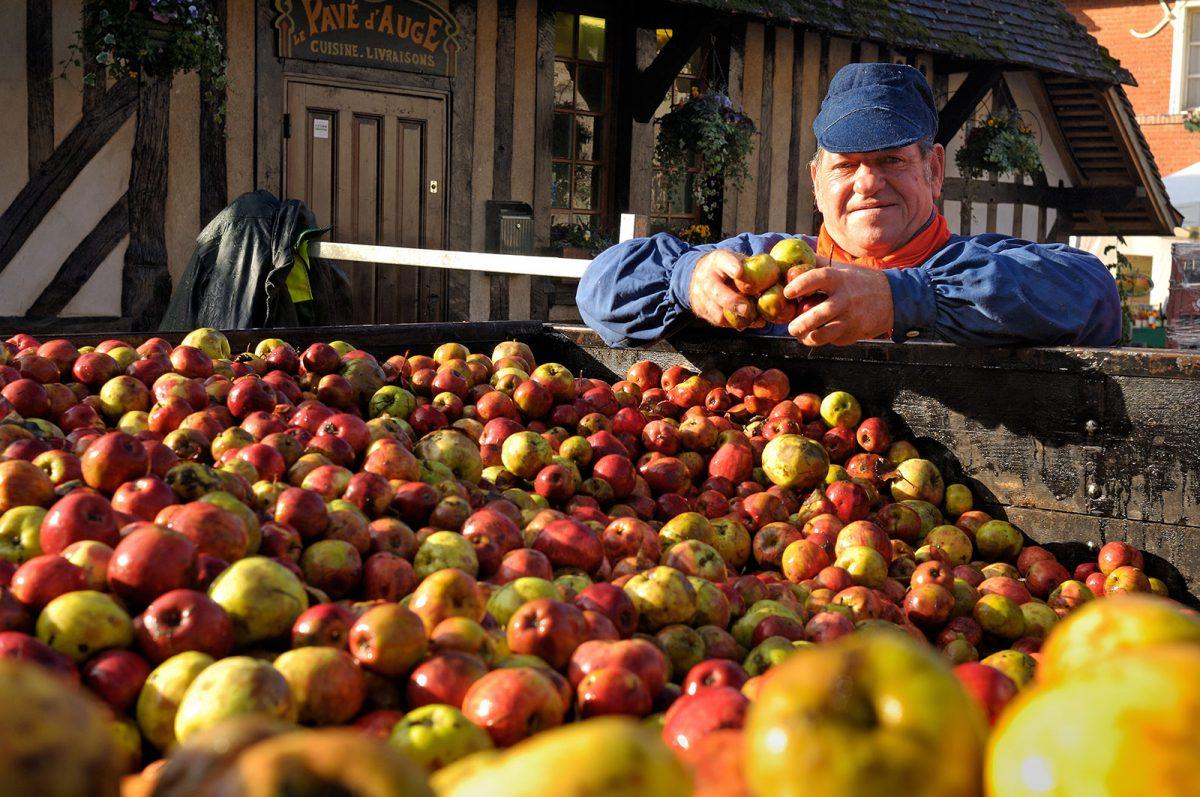 Apfel- und Cidrefest Beuvron en Auge