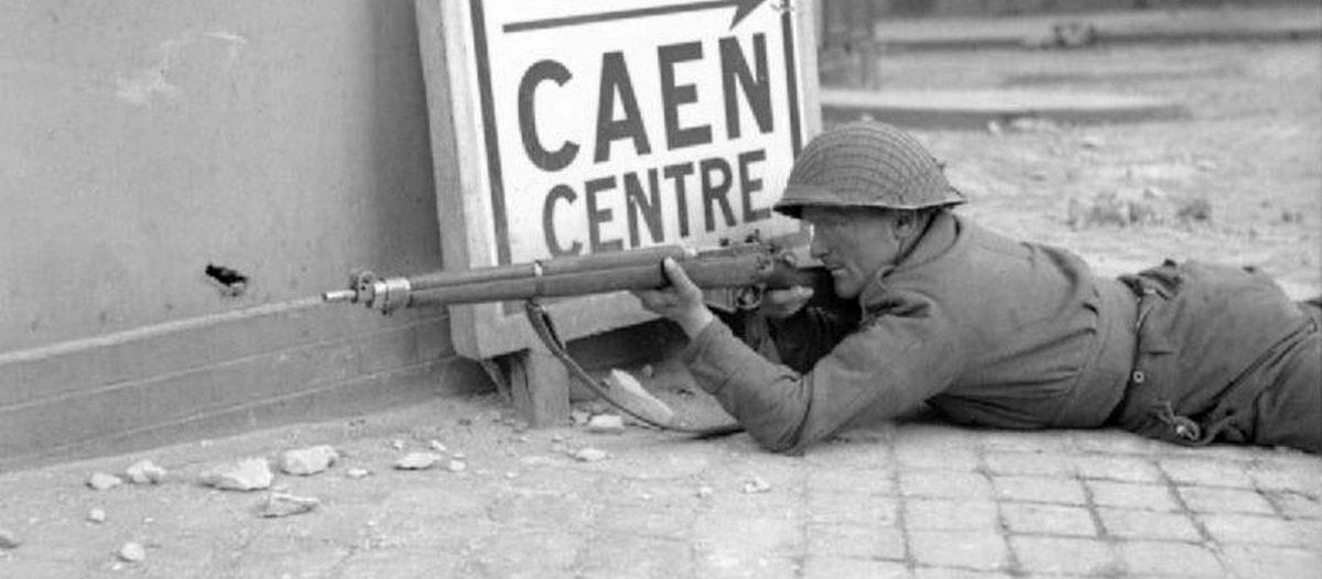 Landung in der Normandie: Die Befreiung von Caen - D-Day Archive