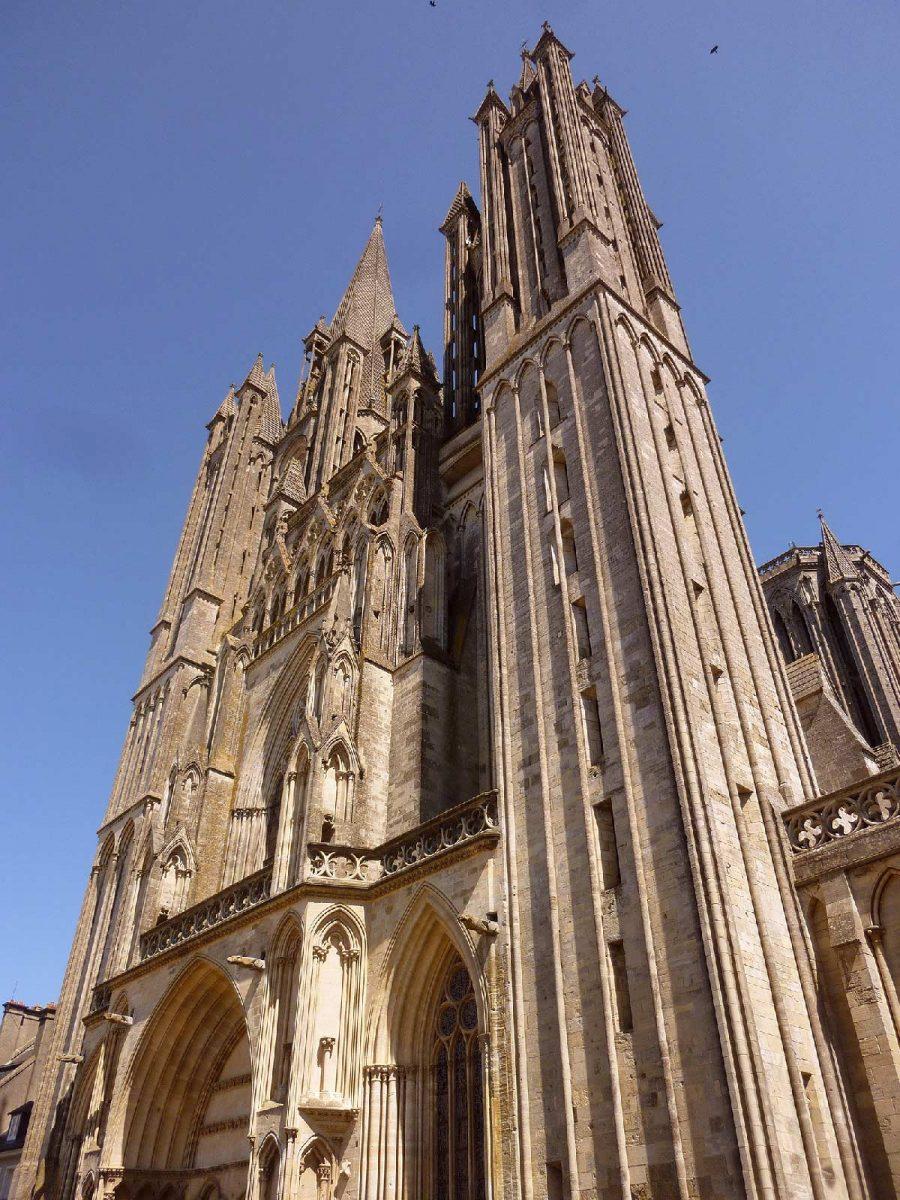 Kathedrale von Coutances