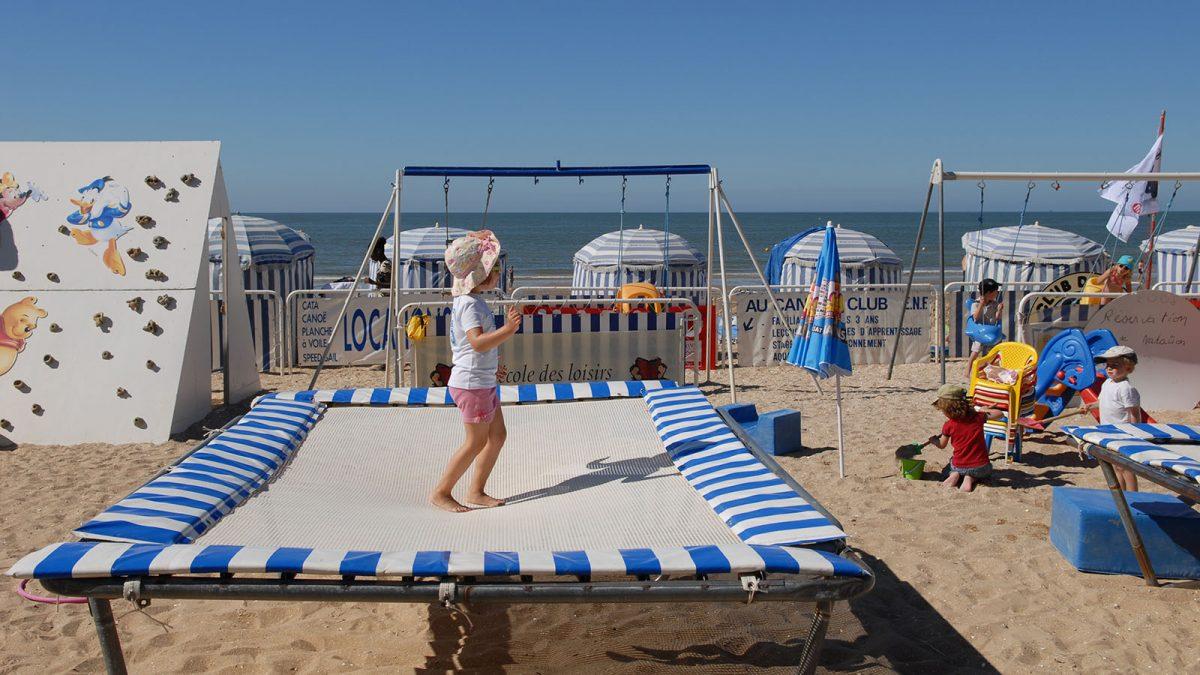 Strandclub Cabourg