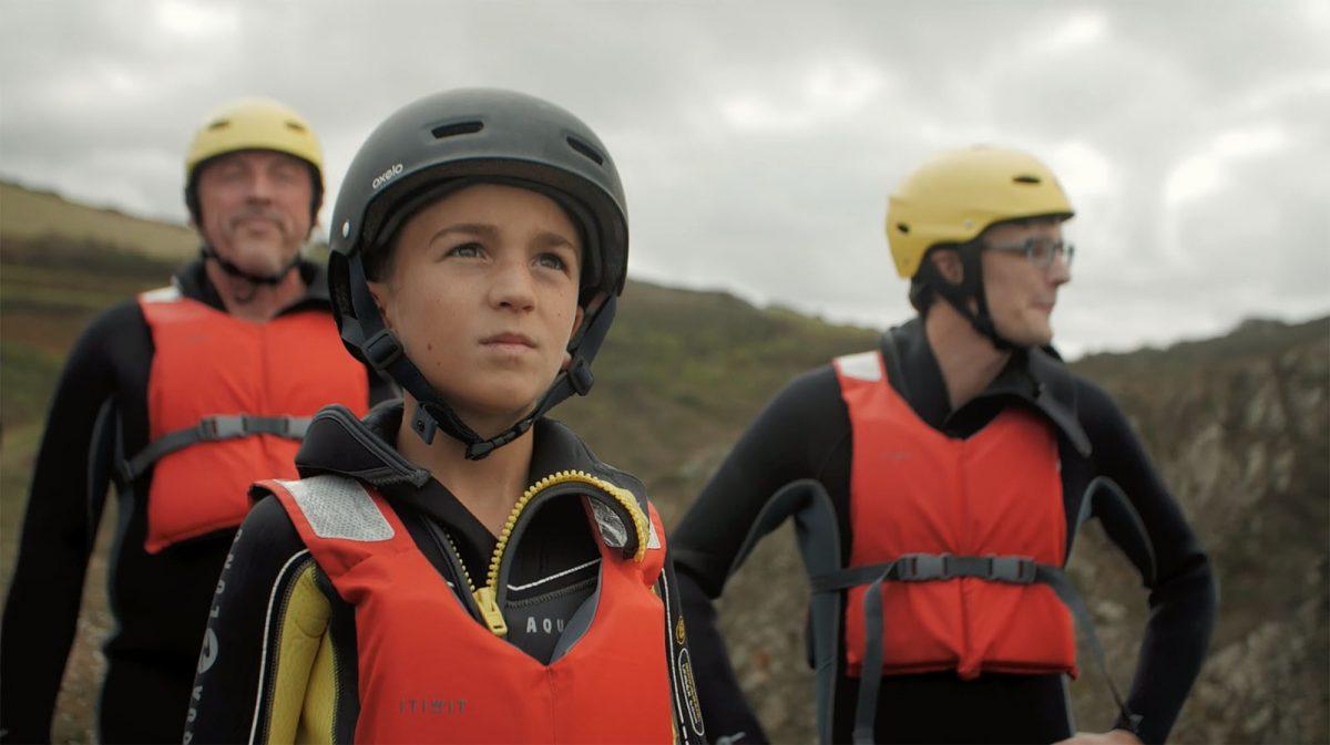 Abenteuer für Klein und Groß: Coasteering im Cotentin