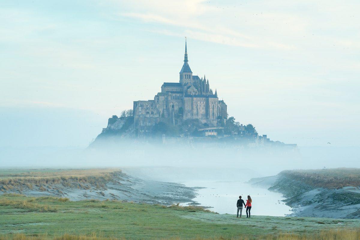 Bucht des Mont-Saint-Michel