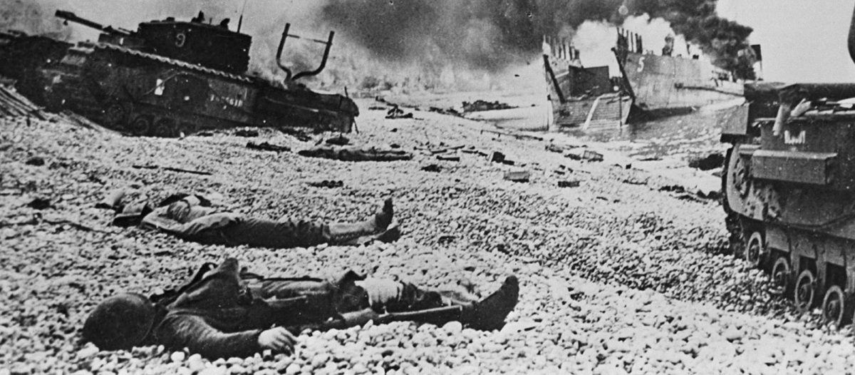 Dieppe - Operation Jubilee 1942 - D-Day Archive