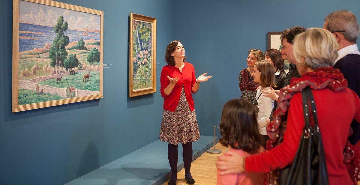 Ausstellungen im Musée des Impressionnismes von Giverny