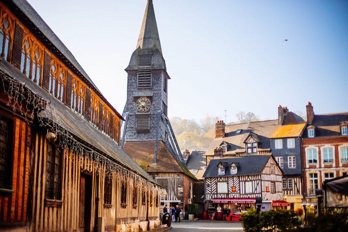 Kirche Saint Catherine von Honfleur