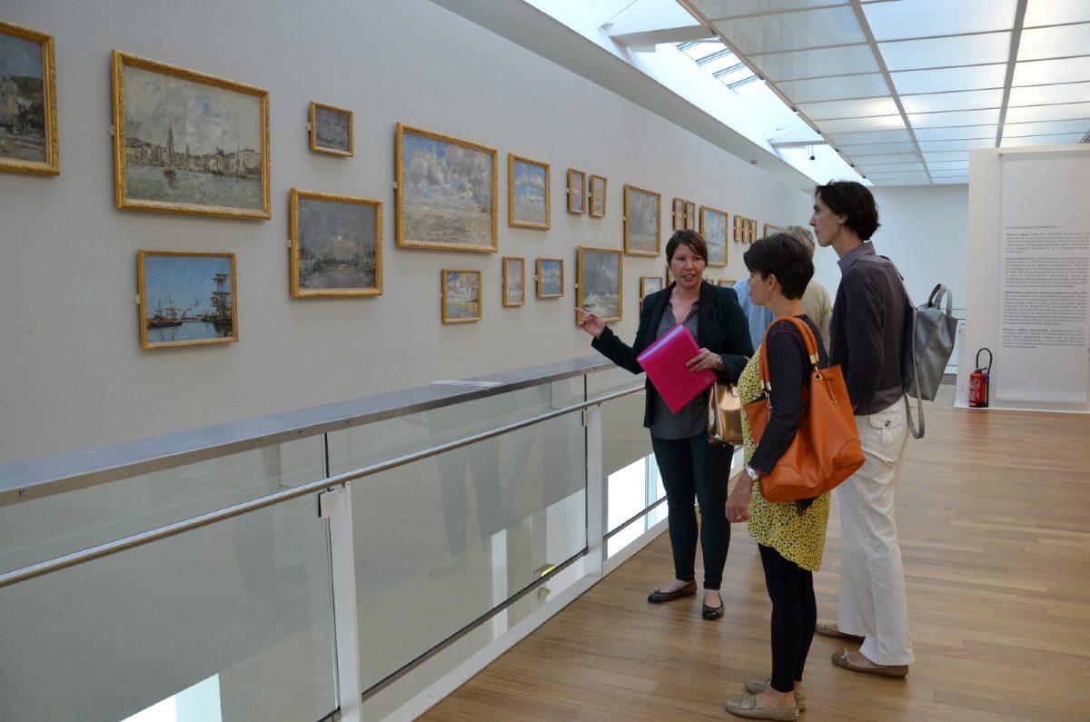Führung im Musée André Malraux (MuMa) Le Havre