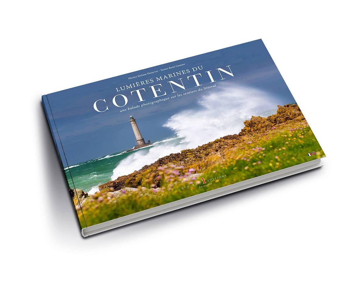 "Buch ""Lumières marines du Cotentin"" von Jérôme Houyvet"