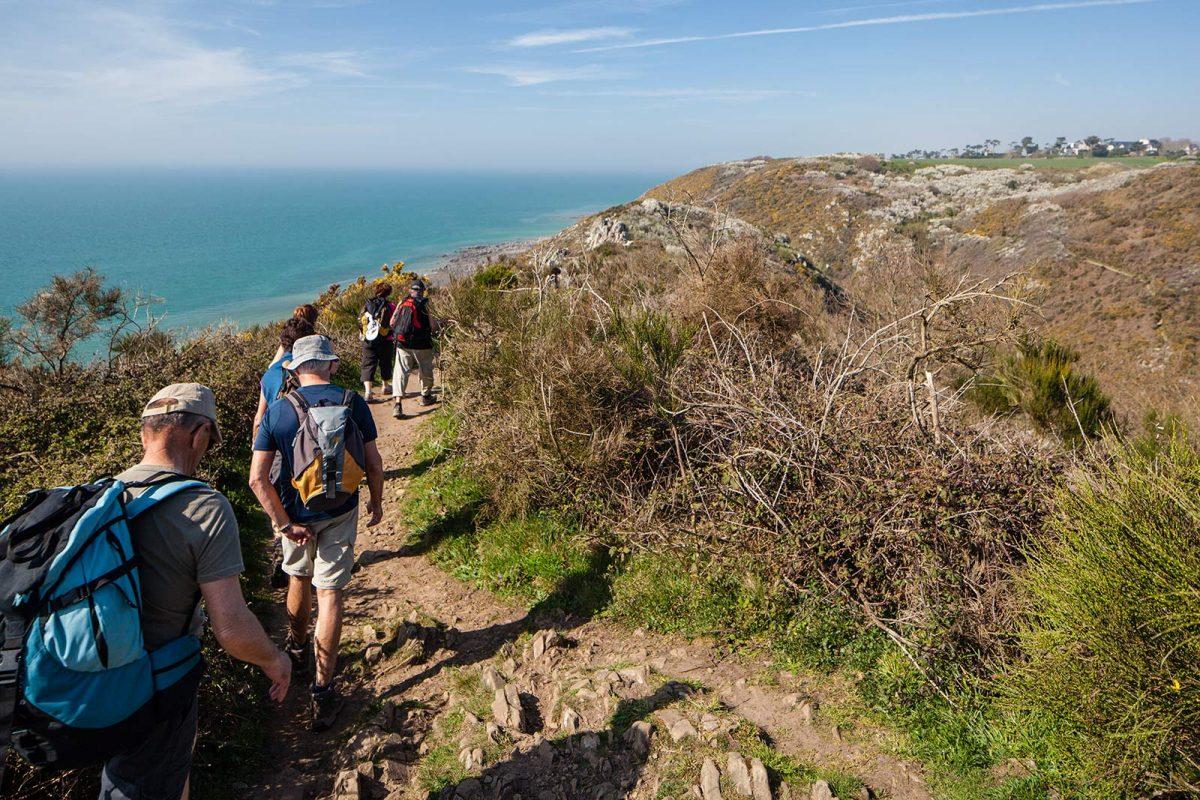 Wandern auf der Halbinsel Cotentin