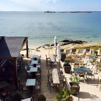 Unsere Auswahl an Restaurants am Meer in der Normandie
