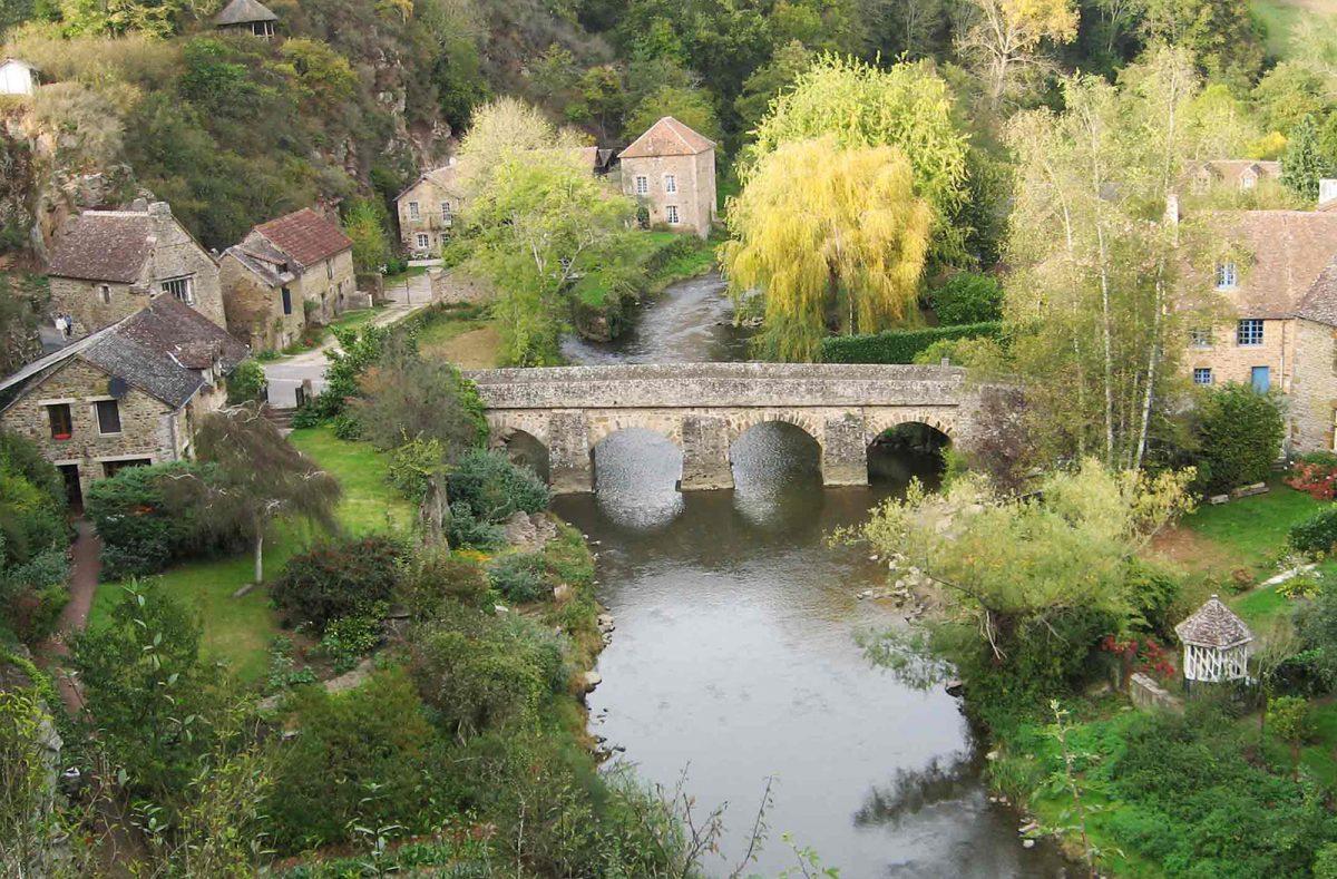 Saint-Céneri- Le-Guérai