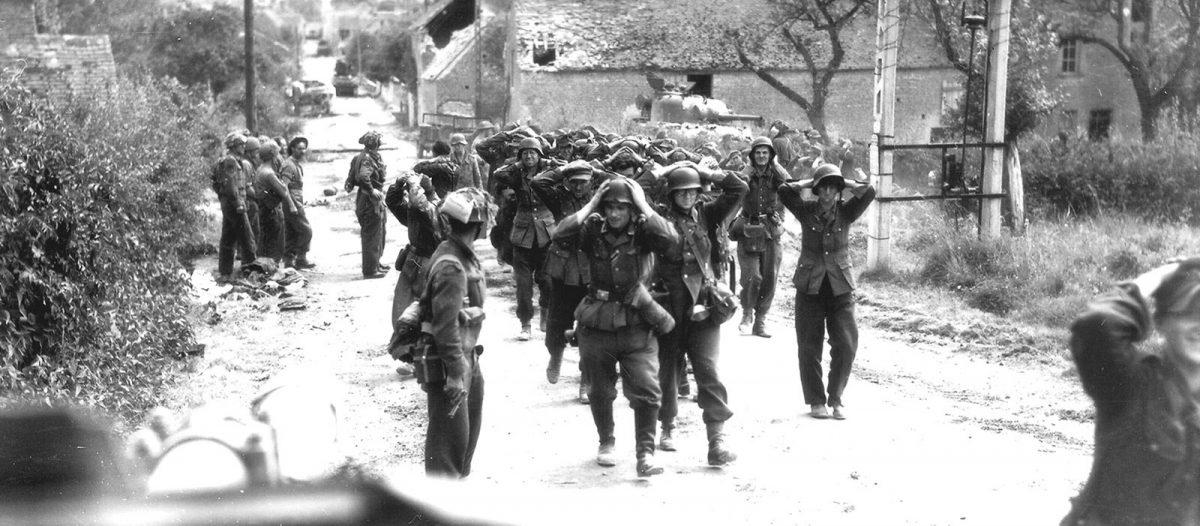 "Saint-Lambert - ""Kesselschlacht von Falaise"" 1944 - D-Day Archive"