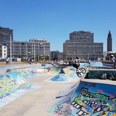 Sport und Freizeit in Le Havre