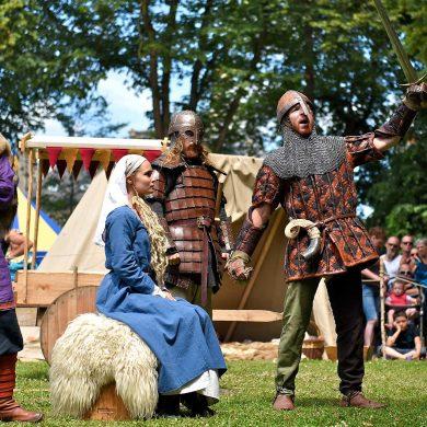 Die großen Mittelalterfeste