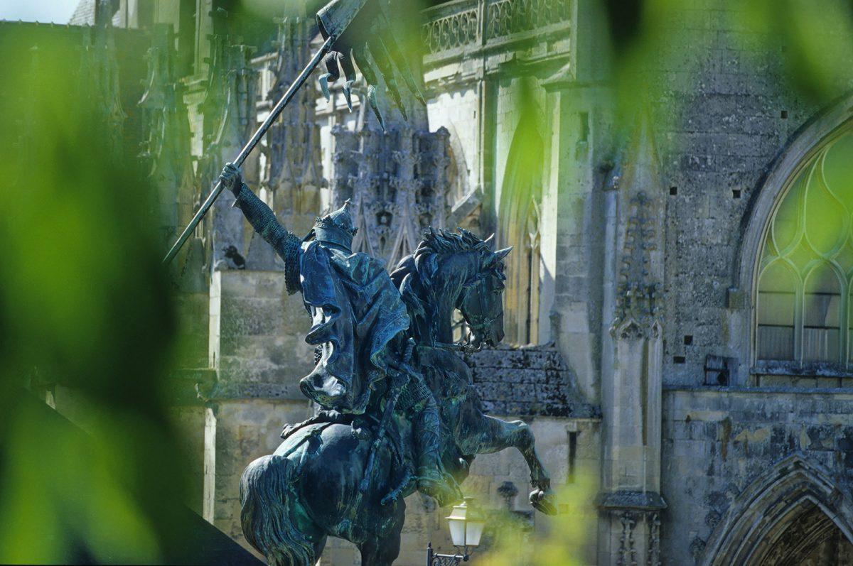 Statue de Guillaume le Conquérant