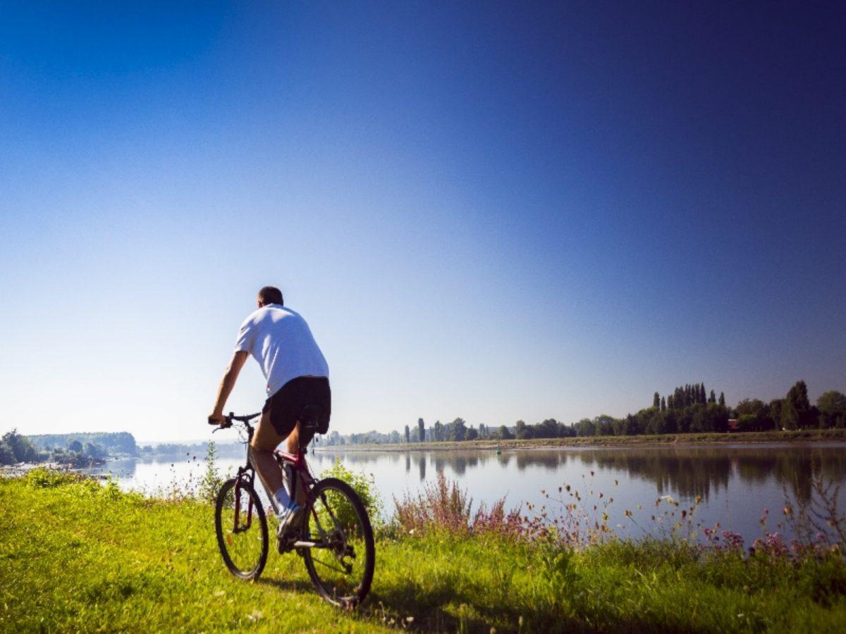Unterwegs im Tal der Seine mit dem Fahrrad
