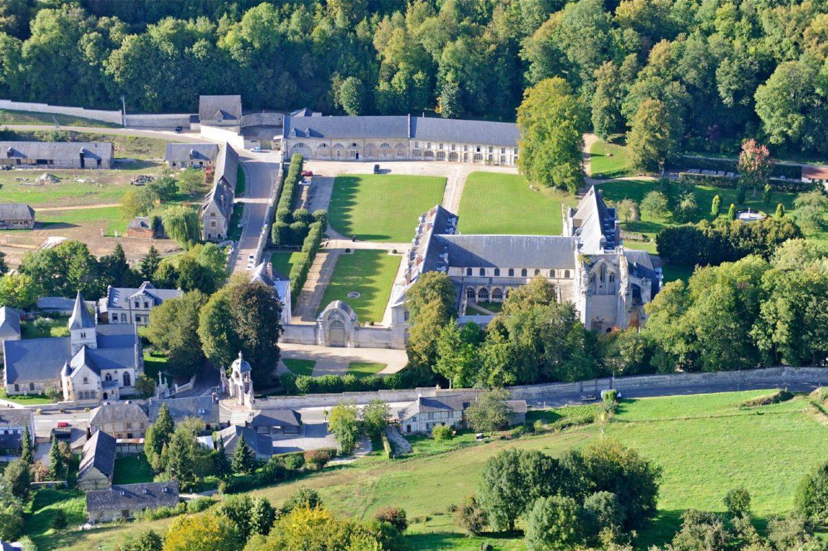 Abtei Saint-Wandrille