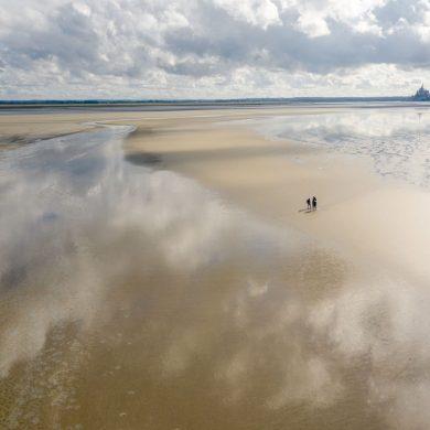 Echte normannische Erlebnisse und Begegnungen in der Bucht des Mont Saint-Michel