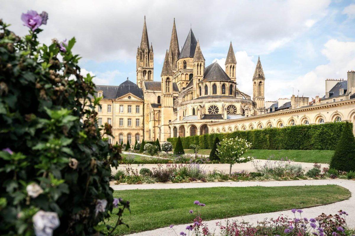 Caen Abtei der Männer