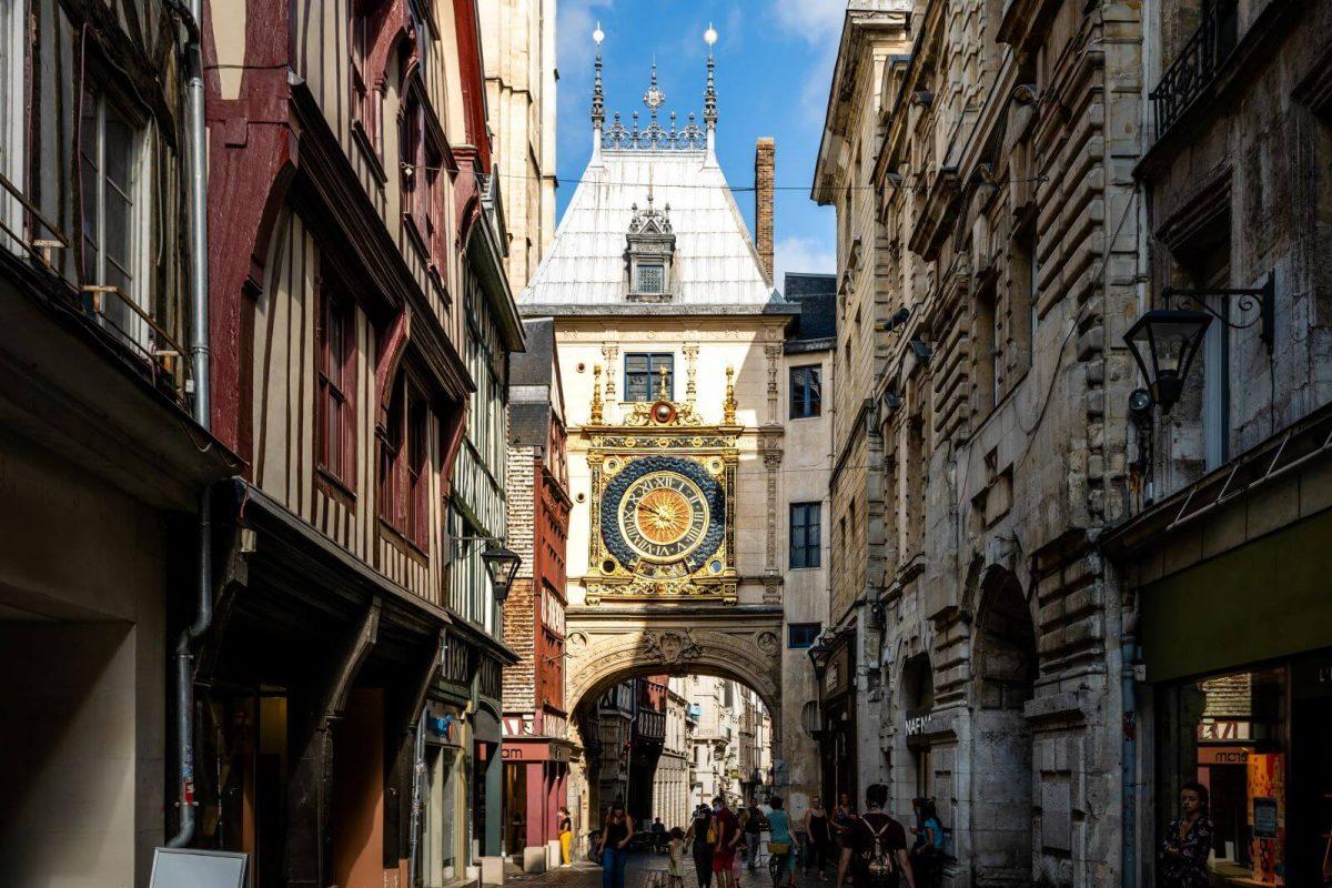 Astronomische Uhr von Rouen