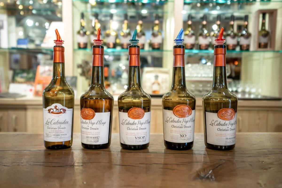 Calvados Pays d'Auge von Christian Drouin