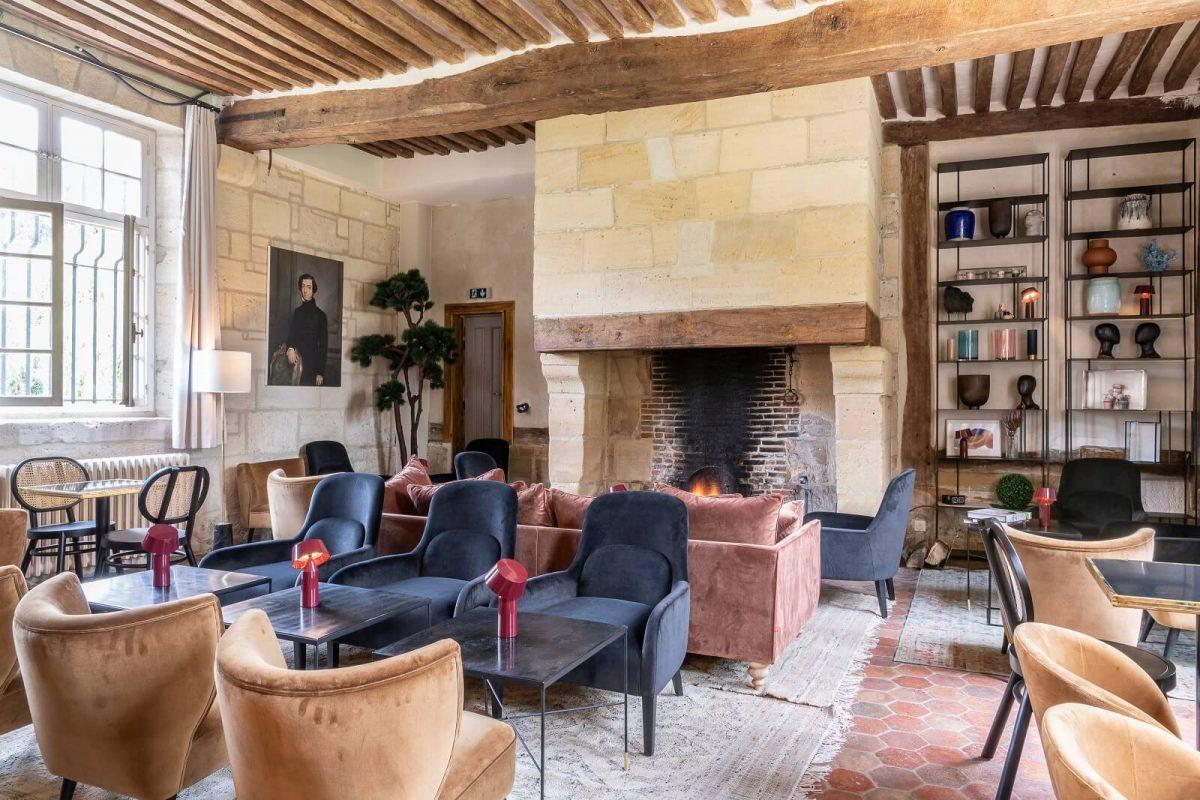 Salon Les Manoirs Portes de Deauville