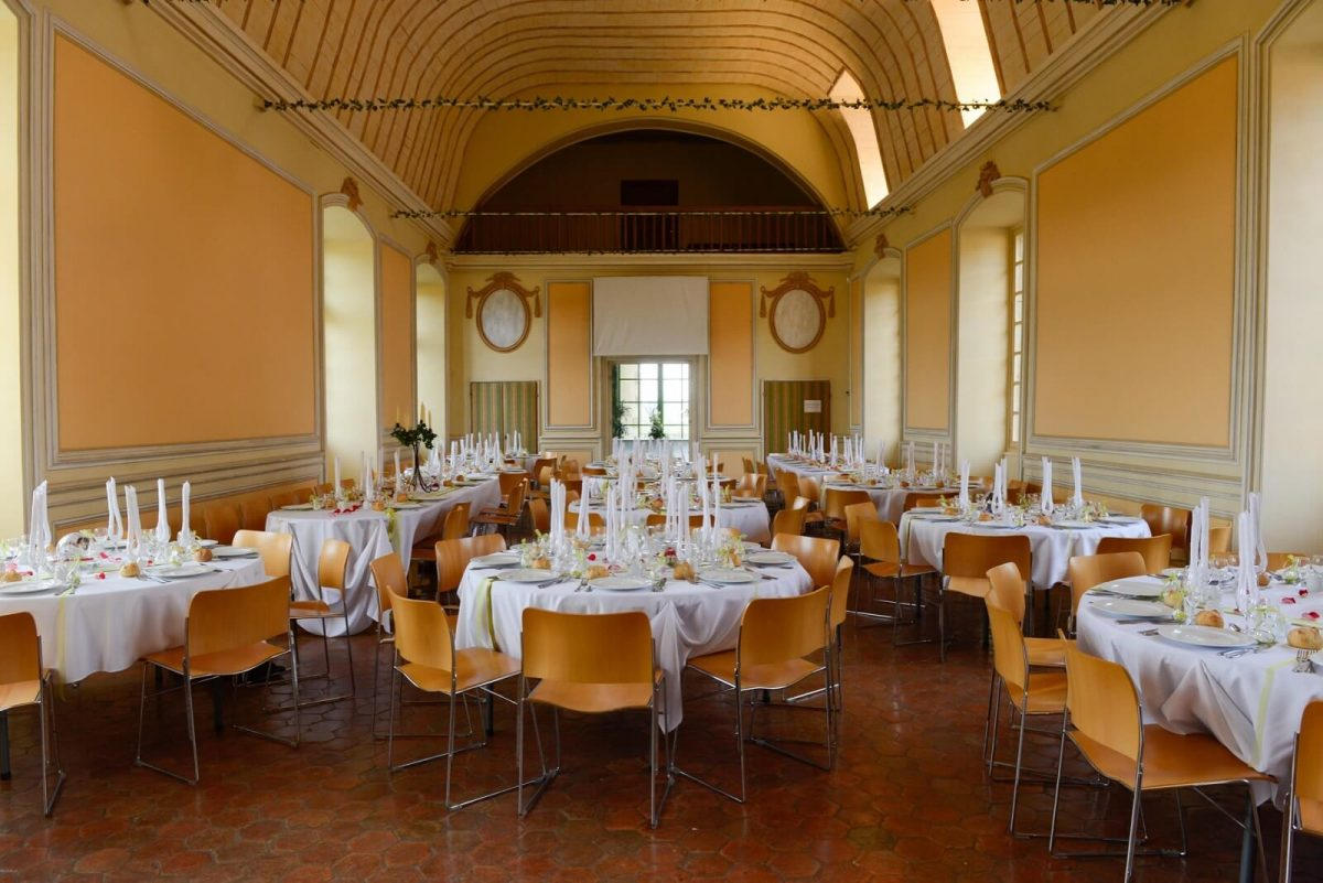 Festsaal Château de Carrouges